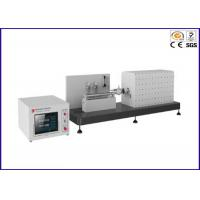 High Precision Flammability Testing Equipment For Cable Halogen Acid Gas Release