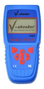 China 0.9W, 8-20V V-checker V500 Automobile Code Scanner for Opel, Ford, BMW on sale