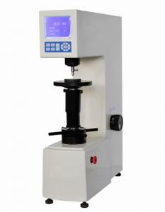 China Built-in Printer HRM Rockwell Plastic Hardness Tester Support Hardness Scales Conversion on sale