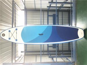 China Special Drop Stitch Fabric Inflatable Stand Up Paddle Boards With Accessories Customized Color on sale
