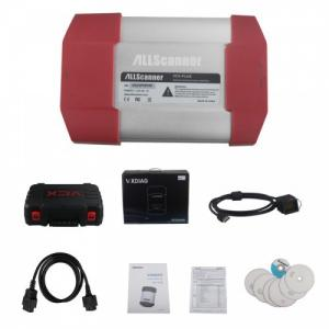 China Promotion WIFI VXDIAG MULTI Diagnostic Tool 4 in 1 for Toyota Ford Mazda & JLR on sale