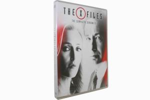 China The X-Files Season 11 DVD TV Series Crime Mystery Suspense Sci-Fi Series DVD Brand New Sealed on sale
