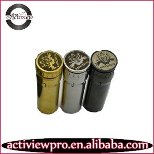 China Hot battery hades mechanical mod unique design with the factory price on sale