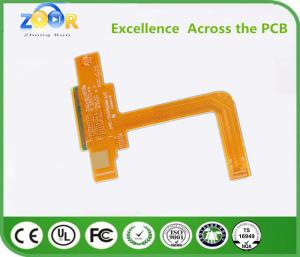 China OEM CEM - 1 20 / 19 / 18 layers 0.3mm thickness HAL PTH flexible circuit FPC board on sale