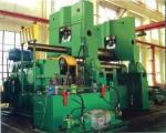 Máquina de rolamento hidráulica da placa W11S-110x4000