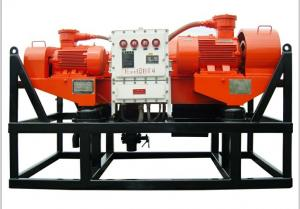 China SS304 Ex - Proof Type Oil Drilling Mud Decanter Centrifuge High Efficiency on sale