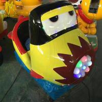 Hansel low price coin operated kiddie rides cheap amusement rides