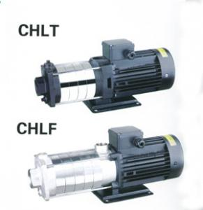 China Stainless Steel Horizontal MultistageCentrifugal Pump CHLF/CHLT on sale