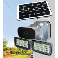 China LED light IP66 3.6MM Lens 12000MAH 4G Solar Battery Camera on sale