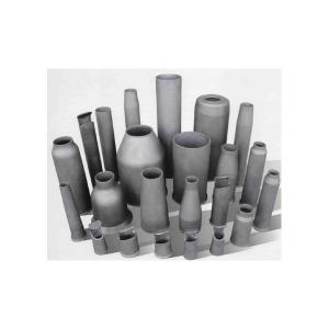 China High Wear Proof Silicon Nitride Ceramic Zirconia , Casting Refractory Tube on sale