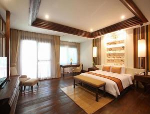 China Hotel Bedroom Furniture Sets With 3-5 Star Hotel Guestroom Furniture Design on sale