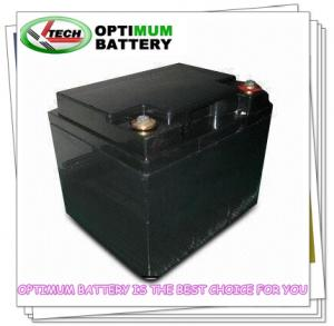 China Electric  Vehicles  Solar-Charged Battery Pack High-Power 12v 50ah on sale