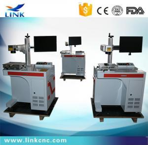 China jewelry laser marking machine for silver, gold and code date bottle printing on sale