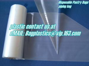 China PASTRY bags, piping bags, wickted bags, gloves, foil, aluminium, apron, seafood bags on sale