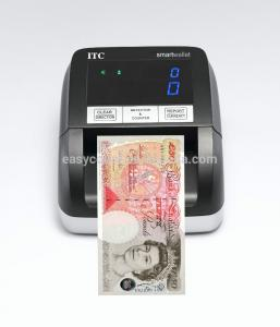 China EC330 Professional fake money  detector Multi counterfeit portable currency detector on sale