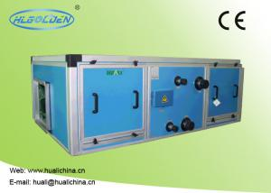 Quality High Efficiency 4000~20000 m³/h Air Flow HVAC Air Handling Units Color Plate Low for sale