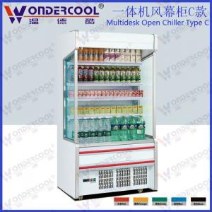 12m hot sales commercial supermarket display refrigerator - Commercial Refrigerator For Sale