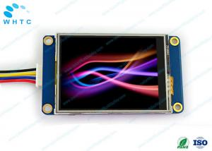China Integrated GPU Font TFT LCD Module 2.4'' USART HMI Intelligent Serial Screen With RTP on sale