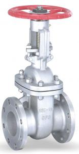 China JIS flanged gate valve on sale