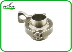 China Aseptic Sanitary Tri Clamp Fittings Connection Couplings Set Standard Type on sale