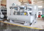 Chemical plant water Industrial Filtration System with automatic cleaning back blow system