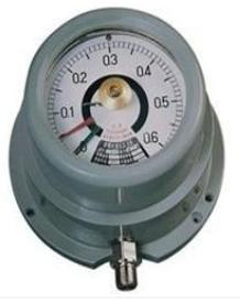 China Explosion-proof and induction electric contact pressure gauge on sale
