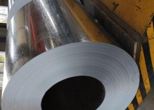China Z140 Hot Dipped Galvanized Steel Coils Regular Spangle 0.70-2.0mm 1000-1500mm on sale