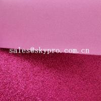 2mm Thickness EVA Glitter Foam Sheet OEM School Lightweight Foam Sheet Comfortable