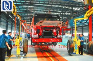 China Sinotruk HOWO ZZ3257M3857A 30T Load STR Axle 6x6 Tipper Truck Hyva Dumper Truck on sale