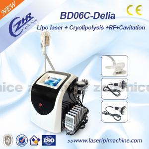 China 300W Cavitation RF Cryolipolysis Slimming Machine  Fat Freezing  Weight Loss on sale