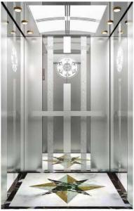 China Energy Saving Residential Traction Elevator With Fuji Control System on sale