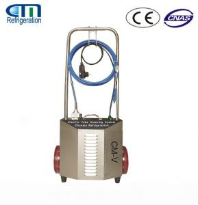 China Flexible Shaft Heat Exchanger Pipe Cleaning Machine , Condensers Cleaning Service Equipment on sale