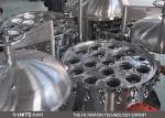 Filtro de bolso multi del acero inoxidable para la electrónica