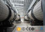 High Efficiency Rotary Drum Dryer Anti Overload For Sawdus Wood Chips