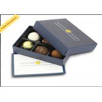 Elegant Luxury Cardboard Chocolate Boxes Paper Gift Packaging With Lid