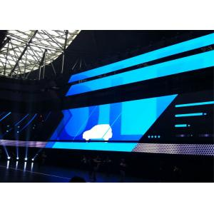 China 3.9mm High Definition LED Display SMD 2020 , High Resolution LED Screen Advertising Indoor supplier