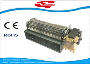 China Crossflow Fan Blower High Performance Electric Motors For Fireplace , Shaded Pole Fan Motor on sale