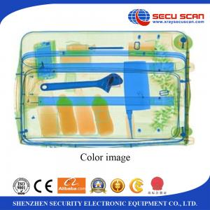 China AT6040 Baggage Screening Equipment Airport X Ray Scanner With High Performance on sale