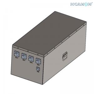 China 15KW 30KWH EV Car Battery Pack , High Capacity Lithium Ion Battery With CANBUS BMS on sale