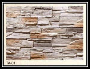 China Factory sales high standard durable light weight exterior faux stone siding on sale