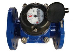 China DN450 Woltman Water Meter With Pulse Output For Remote Reading , Removal Mechanism on sale