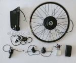 les kits électriques de conversion de vélo de 32Km/H, bicyclette circule en voiture des kits avec 26 roue