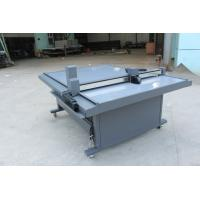 Garment Pattern Cloth Sample Cutting Machine With Continuous Inkjet Printing System
