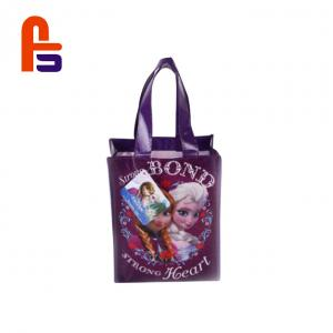 China Animated Type Womens Tote Bags , Popular Tote Bags Environmental Friendly Material on sale