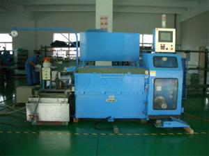 China CCA wire drawing machine on sale