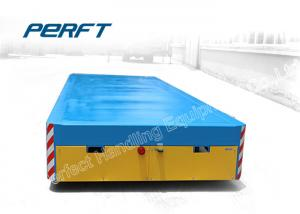 China Automated Guided Vehicles-A trackless electric flat transfer cart for industrial material handling on sale