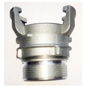 China EN 14420-8 Aluminum Gravity Casting  with female thread and lock ring on sale
