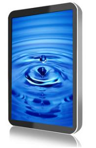 China 22 Ultra Thin Vertical LCD Display , Industry LCD Display Panel on sale