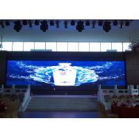 Lightweight Mobile Indoor Rental LED Display Windows 7 8 10 Operate System