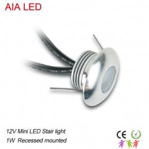 China 1W mini waterproof LED underground lighting&LED floor light&exterior led stair lighting on sale